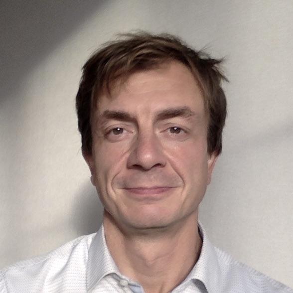 Photo of Olivier Ledru