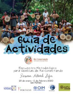 Guía de Actividades: Encuentro Metodológico para Semillas de Re-Conectando