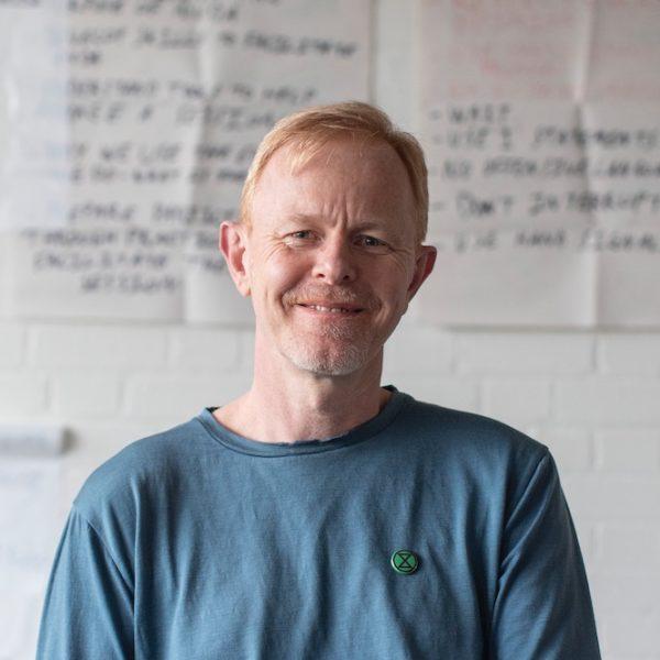 Photo of Andrew Medhurst